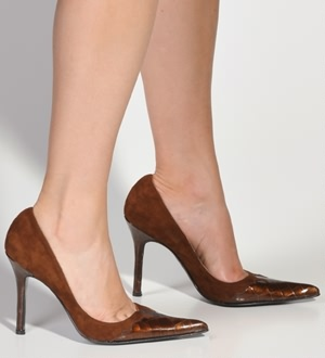 Brown Pumps Cloe