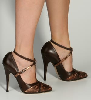 ItalianHeels.com: Pumps: Bertilla :  pumps ankle straps heels