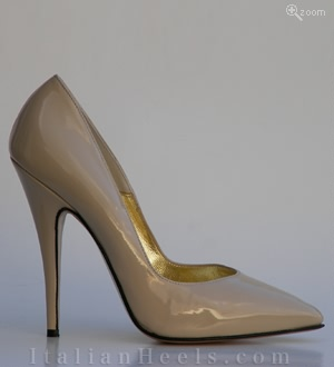 Beige Pumps Sofia