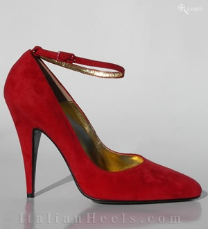 Red Pumps Safira