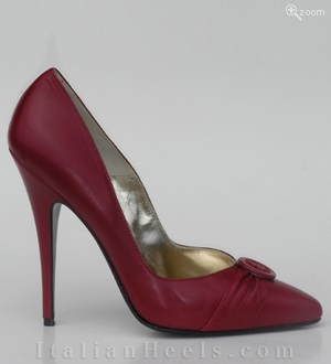 Red Pumps Matilde