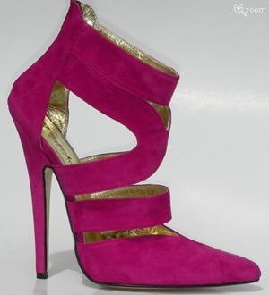 Fuxia Pumps Natalia