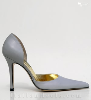 Grey Pumps Cora