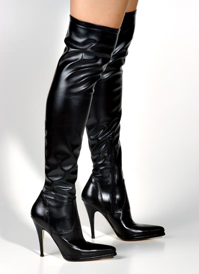 italian thigh high boots boots and heels 2017