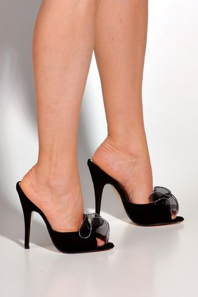 High Heels Mules and Slippers List